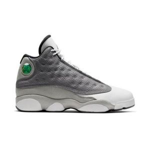 "JORDAN 13 RETRO ""ATMOSPHERE GREY"" GRADE SCHOOL KID"